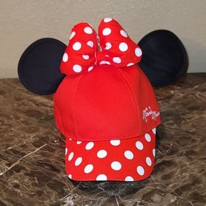YOUTH 54-57 CM MINNIE MOUSE HAT